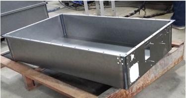 电池箱气密性试验机图片